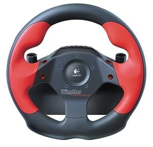Logitech WingMan Formula Force GP Wheel with Pedals