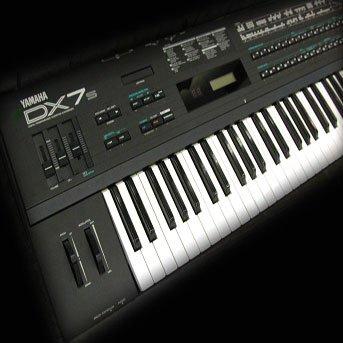 YAMAHA DX7/DX7II Huge Sound Library & Editors on