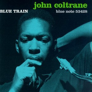 "Cover of ""Blue Train"""