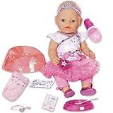 BABY Born Interactive Princess Doll