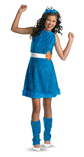 Costumes For All Occasions DG11482G Large Cookie Monster Child 10-12