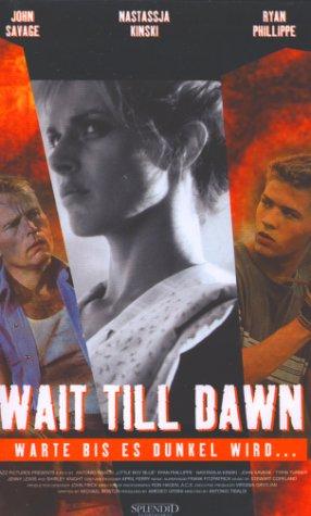 Wait Till Dawn - Warte bis es dunkel wird... [VHS]