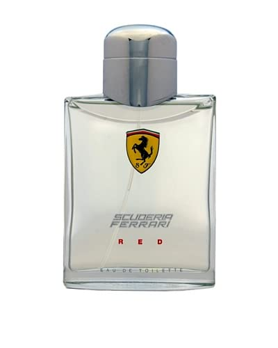 Ferrari Men's Scuderia Red Eau de Toilette Natural Spray, 4.2 fl. oz.