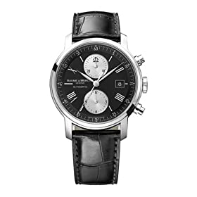 Baume & Mercier Men's Classima Chronograph Strap Watch #8733