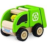 wonderworld 【木製】【働く乗り物】ミニ・リサイクリングトラック TYWW4056