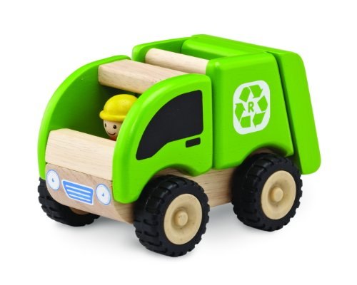 Wonderworld Mini Recycling Truck - 1