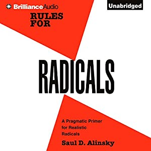 Rules for Radicals Audiobook