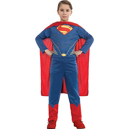 Superman: Man of Steel Superman Action Suit Set