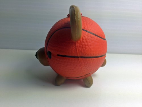 Basketball Squishy : Galleon - Authentic NIC Bear In A Ball Squishies Bear Basketball Squishy
