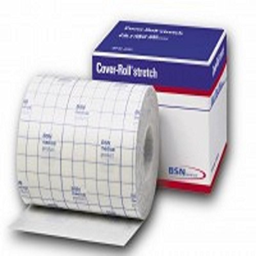 "Biersdorf Cover- Roll Stretch Non-Woven Bandage 6"" x 10 Yards (BI45554) Category: Bandages and Dressings"