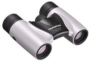 OLYMPUS ダハプリズム双眼鏡 8x21 RCII 小型軽量 モデル (パールホワイト)【白箱】