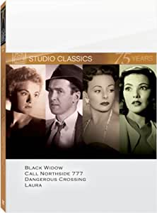 Fox Studio Classics Collection (Black Widow / Call Northside 777 / Dangerous Crossing / Laura)