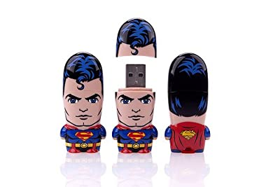 Mimobot DC Comics Superman X 8GB USB Flash Drive from Mimobot