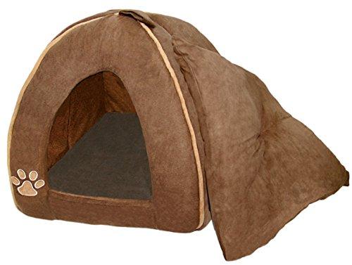 Best Pet Supplies Modern Triangular Tent Bed