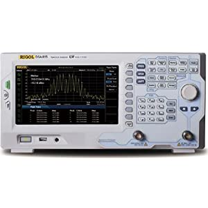 Rigol DSA815-TG Spectrum Analyzer: Amazon.com: Industrial & Scientific
