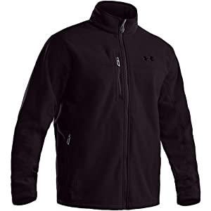 Men's Derecho II Windproof Fleece Jacket Tops by Under Armour