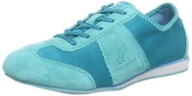 Mexx Ruby 1c F7AWK008, Damen Sneaker, Grün (Mint 344), EU 39