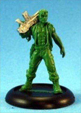 Reaper Miniatures 50297 Chrono Hans, Post-Apocalyptic Survivor
