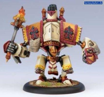 Warmachine Protectorate Fire of Salvation Heavy Warjack