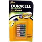 Duracell AAA Pre-Charged Rechargeable 800mAh Batteries (6 pack)