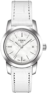Tissot Classic Dream Mother of Pearl Dial Ladies Watch T0332101611100