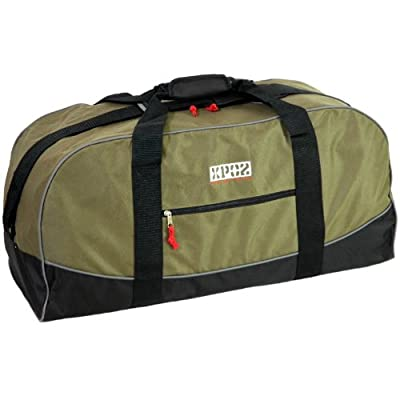 XP02 Series Super Lightweight 70 Litre Cargo Bag (Green) 3 Year Warranty from Karabar
