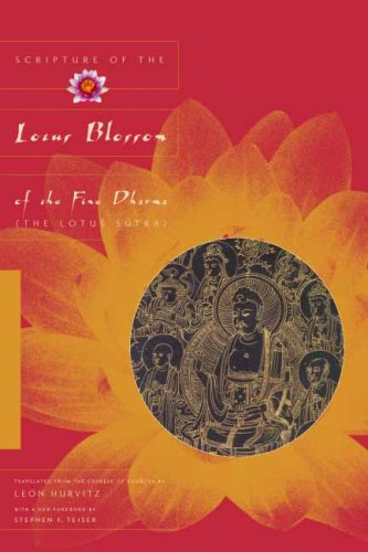 Scripture of the Lotus Blossom of the Fine Dharma (The...