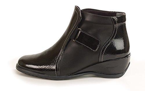 suave-sasha-nero-stivali-alla-caviglia-casual-comfort-ampia-vestibilita-nero-black-42