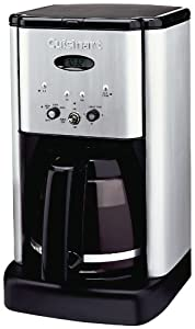 Cuisinart DCC-1200C Brew Central(TM) 12-Cup Programmable Coffeemaker