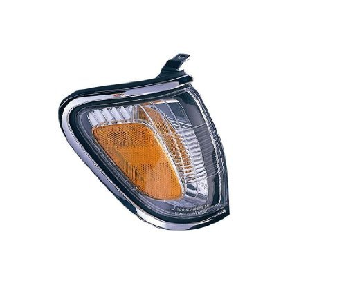 Depo 312-1547R-AS1 Toyota Tacoma Passenger Side Replacement Parking/Side Marker Lamp Assembly Style: Passenger Side (RH)