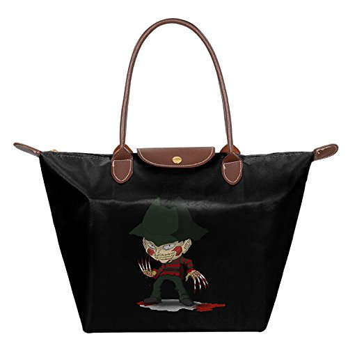 hans-small-nylon-mini-shoulder-tote-nightmare-on-elm-street-freddy-krueger-pizza-shopping-beach-hand