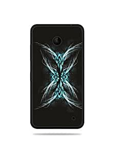 alDivo Premium Quality Printed Mobile Back Cover For Nokia Lumia 630 / Nokia Lumia 630 Printed Mobile Case / Designer Back Cover (MKD059)