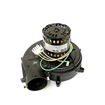 4mh4 Rheem Furnace Draft Inducer Exhaust Vent Venter