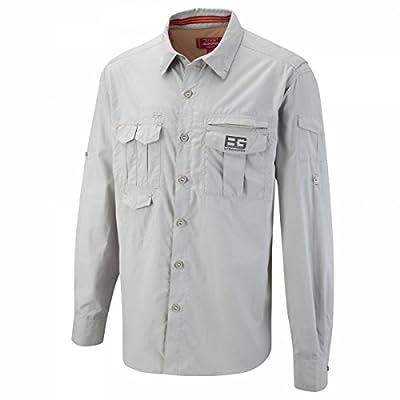 Bear Grylls Men's Bear Adventure Long Sleeve Shirt