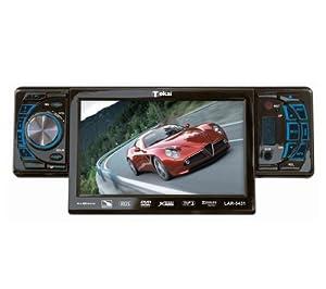 TOKAI Autoradio CD / MP3 / DVD / MPEG 4 LAR 5431 + Câble auxiliaire