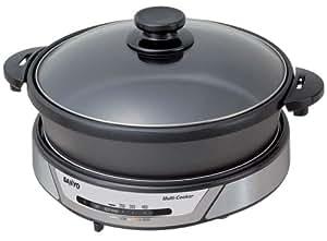 Sanyo HPS-MC3 3-in-1 Nonstick Electric Multi-Cooker