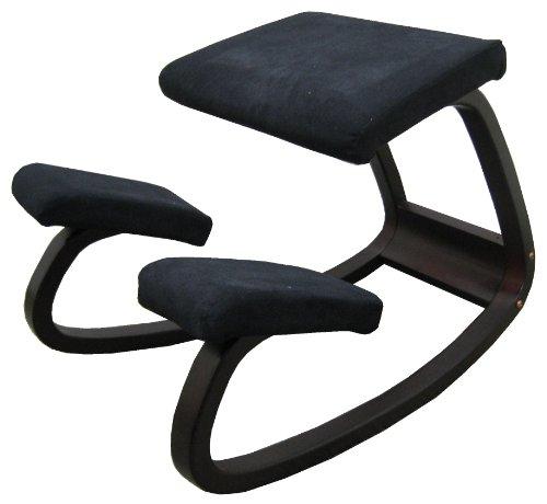 Sierra Comfort SC 205B Ergonomic Kneeling Chair Black