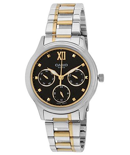 Casio-Enticer-Analog-Black-Dial-Womens-Watch-LTP-E306SG-1AVDFA1003