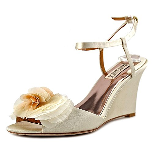 badgley-mischka-glee-femmes-us-75-beige-talons-compenses