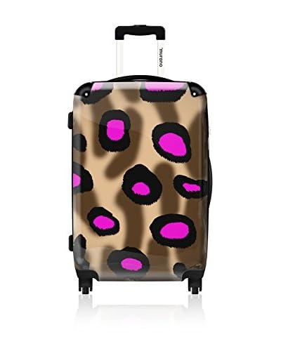 ikase Panther 20″ Hardcase, Pink