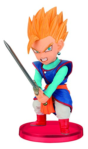 Banpresto Dragon Ball Z 2.8-Inch Gohan World Collectible Figure, Episode of Boo Volume 2