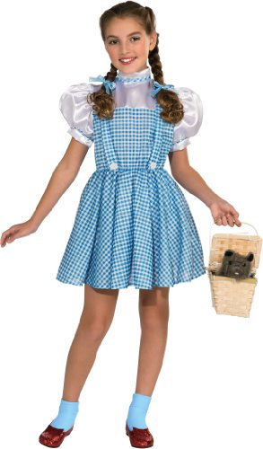 Wizard of Oz Child`s Dorothy Costume