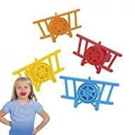Whizzer – Airplane Whizzers- Planes Party Toys & Games, Assorted Colors