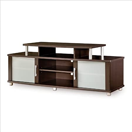 City Life TV Stand Chocolate
