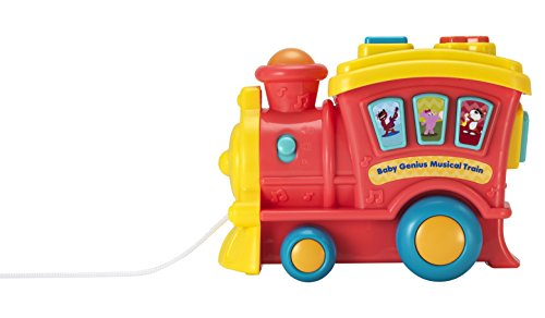 Baby Genius Musical Train Shopswell