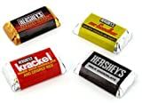 Hershey's Miniatures (Kracknel, Mr Goodbar, Milk Chocolate and Special Dark) x25 Pieces