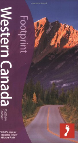 Western Canada, 3rd: Tread Your Own Path (Footprint