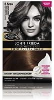 John Frieda Precision Foam Colour Salon Blends 6.5PBN Lightest Cool Almond Brown