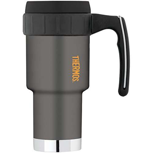 Thermos Work Series 20 Ounce Travel Mug, Gunmetal Gray (Thermos Coffee Mugs compare prices)