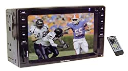 See Performance Teknique ICBM-9723 6.2-In TFT Touch Screen,Double Din,Dvd Player ... Details